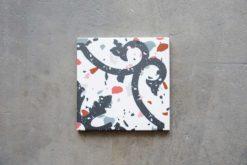 Azulejo Porcelánico Terrazo Cuadrado